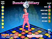 Click to Play Dancing Hilary