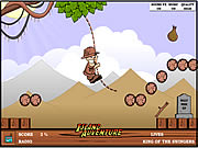 Click to Play Dick Quick's Island Adventure