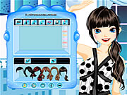 Click to Play Dot Pattern Dressup