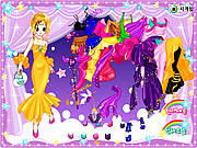 Click to Play Dream Dancer Dress Up