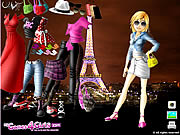 Click to Play Dress up Lilou