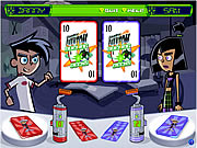 Click to Play Danny Phantom's Dueling Decks