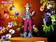 Click to Play Emily Flower Girl Dressup