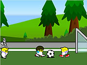 Click to Play Emo Soccer