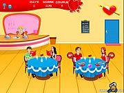 Click to Play Cupid Restaurant