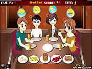 Click to Play Family Banquet