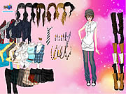 Click to Play Fashion Boots Dress Up