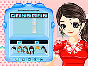 Click to Play Flower Girl Dressup Makeover