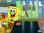 Click to Play Spongebob Square Pants: Flip or Flop
