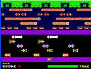 Click to Play Frogger Classic