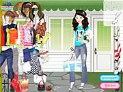 Click to Play Funky Girl Fashion