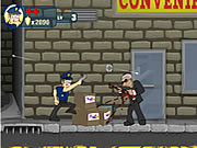 Click to Play Gangster Pursuit