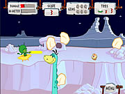 Click to Play Marshmallow Mania Pebbles: The Great Gazoo Space Chase