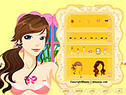 Click to Play Girl Dressup Makeover 5