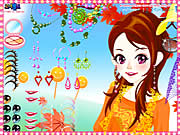 Click to Play Girl Dressup 4