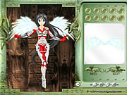Click to Play Goddess of War Dressup