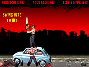 Click to Play Zombie Golf Riot