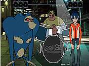 Click to Play Gorillaz Groove Session