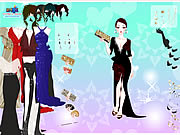 Click to Play Gown Purse Dress Up