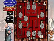 Click to Play Ratatouille Grab the Grub