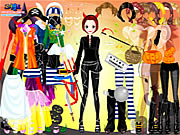 Click to Play Halloween Dressup 10