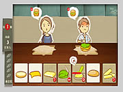 Click to Play Hamburger Game