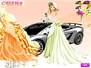 Click to Play Happiest Bride Dressup