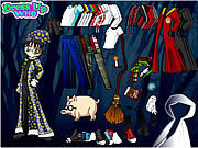 Click to Play Harry Potter Dress Up
