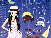 Click to Play Hat Queen Dressup