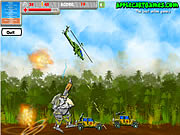 Click to Play Heli Combat