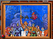 Click to Play Sort My Tiles He-Man