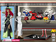 Click to Play Her Halloween Dressup
