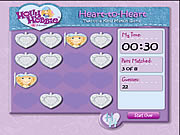 Click to Play Hollie Hobbie and Friends - Heart to Heart: Two of A Kind Match Game