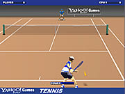 Click to Play Yahoo Tennis