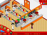 Click to Play Mc Donalds Video Game