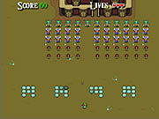 Click to Play Zelda Invaders 2