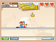 Click to Play Beaver Brothers