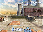 Click to Play BMX Freestyle
