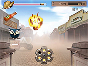 Click to Play Bottle Shooter