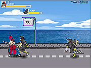 Click to Play Genjuro Fight