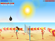 Click to Play Boom Boom Volleyball