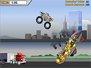 Click to Play Monster Jam - Destruction