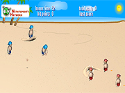 Click to Play Mudball Game