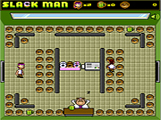 Click to Play Slack Man