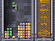 Click to Play Tetris Flash