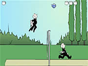 Click to Play Jeeve's Volleyball