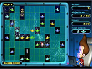 Click to Play Jimmy Neutron: Alien Invasion