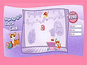 Click to Play Soda Pop Girls - Kitty Cat Catch Game