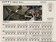 Click to Play Kitty Beat Box