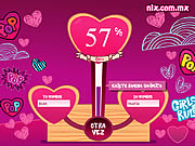 Click to Play Love Test